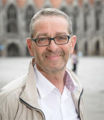 Peter Matuschak / Kollege bei Volkswagen und BS Stadtführer