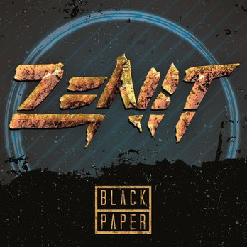 Zenit, Italian, Modern, Prog, Metal, Black Paper, Video, Rockers And Other Animals, Rock News, Rock Magazine, Rock Webzine
