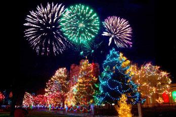 Weihnachtsbeleuchtung-Christbäume-Weihnachtsstimmung-Lifetravellerz-Reiseblog