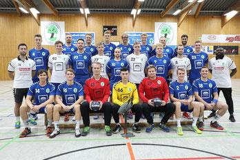1. Herren TuS Königsdorf Aufsteiger 2019-2020 in die Verbandsliga