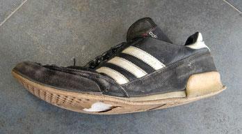 adidas schuh reparatur