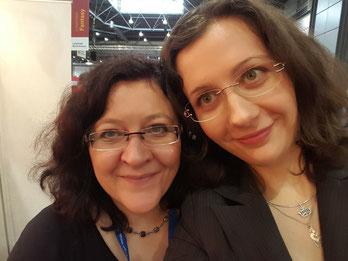 Susanne Leuders - Entenya & Claudi Feldhaus | Autorin