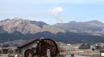 阿蘇山中岳の噴煙 いつまで続くのでしょうか