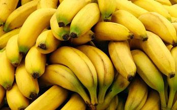 Banane, base per la bevanda alcolica Pombe