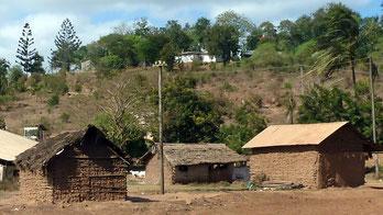 Villaggio Giriama, Kenya