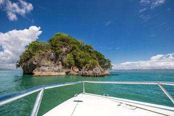 Nationalpark Los Haitises, Dominikanische Republik, Karibische Inseln, Karibik