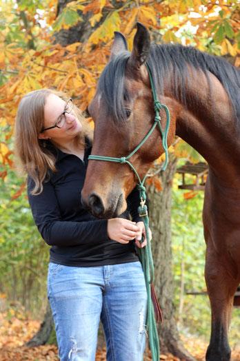Das Pferd entscheiden und mitreden lassen / Persönlichkeitsentwicklung mit Pferd