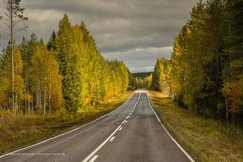 Tipps und Informationen über das Autofahren in Finnland