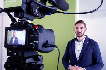 Interview mit XING Schweiz Geschäftsführer Yves Schneuwly