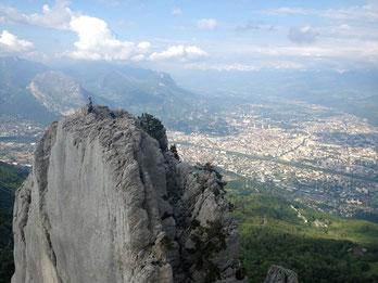 Les 3 Pucelles - Grenoble Vercors
