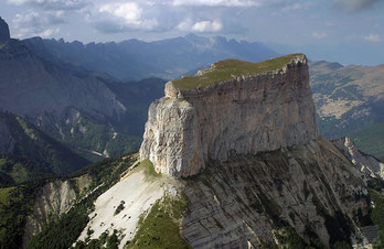 Le Mont-Aiguille - Vercors