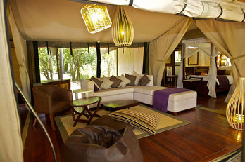 Mara Intrepids Camp