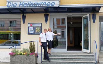 Heilsarmee Birsfelden
