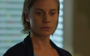 "Katee Sackhoff in the 2019 Netflix series ""Another Life"""
