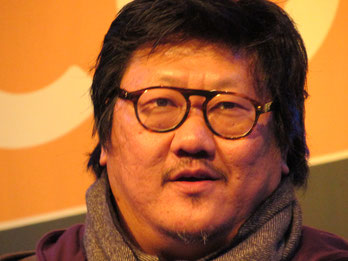 Benedict Wong in the Netherlands