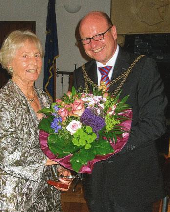 Verleihung Silberne Rathausmünze mit Oberbürgermeister Markus Lewe