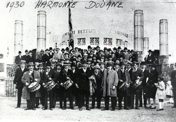 Harmonie van Financiënen anno 1930