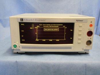 Edwards Lifescienes Vigilance Monitor für Medizin und Praxis