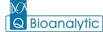 Q-bioanalytic's altes logo