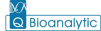 Q-bioanalytic's old logo