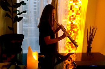 Kristina Mohr Sopran Saxophon Altona