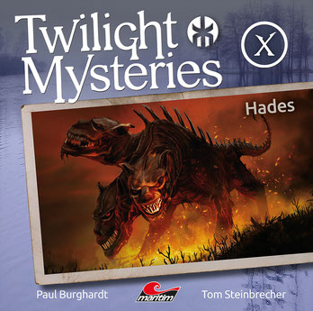 CD-Cover Twilight Mysteries Hades
