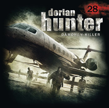 CD-Cover Dorian Hunter - Mbret