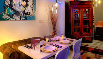 Morelia - мясные рестораны в Барселоне. Аргентинская кухня в Барселоне