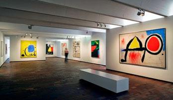 Фонд Жоана Миро - музеи Барселоны