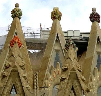 Храм Святого Семейства в Барселоне. Описание и символика