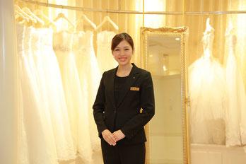 神奈川県最大級のドレスショップ「プリンセスガーデンヨコハマ」のお直しショップ