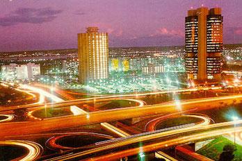 Brasília vista panorámica