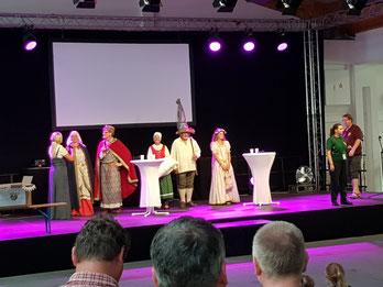Bühne in Kassel