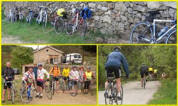 """Au départ du gîte:  L'Ardèche en vélo route Depuis Villevocance. Partez à la découverte de l'Ardèche en vélo et profitez des parcours """"Sur les routes de l'Ardéchoise"""""""