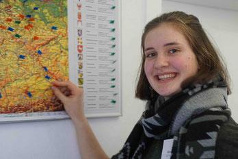 Politik zum Anfassen Mara Kempken Schülerpraktikum Bundesfreiwilligendienst / BFD / FÖJ / FSJ