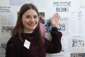 Politik zum Anfassen Katharina Bredbeck Schülerpraktikum Bundesfreiwilligendienst / BFD / FÖJ / FSJ