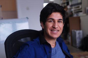 Politik zum Anfassen Aymen Farook FSJ Bundesfreiwilligendienst / BFD / FÖJ / FSJ
