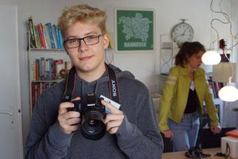 Politik zum Anfassen Hauke Vester Schülerpraktikum Bundesfreiwilligendienst / BFD / FÖJ / FSJ