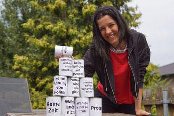 Politik zum Anfassen Hannah Paweletz BFD Bundesfreiwilligendienst / BFD / FÖJ / FSJ