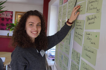 Politik zum Anfassen Johanna  Licht Schülerpraktikum Bundesfreiwilligendienst / BFD / FÖJ / FSJ
