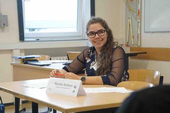 Politik zum Anfassen Mareike Berkner BFD Bundesfreiwilligendienst / BFD / FÖJ / FSJ