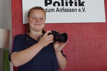 Politik zum Anfassen Leila Woike Schülerpraktikum Bundesfreiwilligendienst / BFD / FÖJ / FSJ