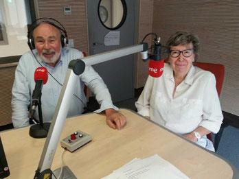 Jean Michel Bamberger i Joana Biarnés a l'actualitat