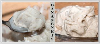 Rezept für Veganes Bananeneis-Nicecream