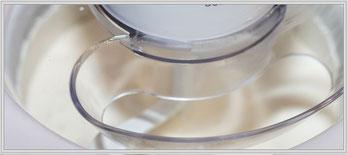 Rezept für ein ultimativ cremiges Frozen Joghurt Zitrone
