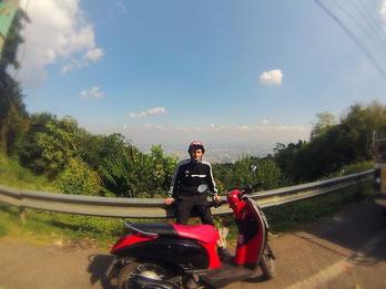 Die-Reiselust, Rollertour, Chiang Mai, Thailand Rollertour, Rollertour durch Chiang Mai, Rollertour Hinterland Chiang Mai