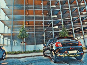 flughafen dus parken