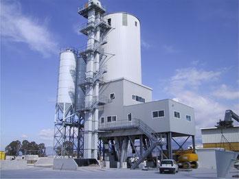 centrale di betonaggio