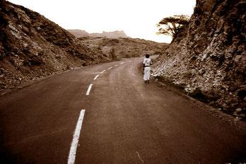 Route von Hudaidah - Sanaa