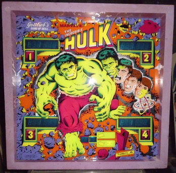 """""""Hulk"""" von Gottlieb"""